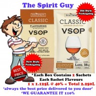 VSOP BRANDY - CLASSIC SPIRIT ESSENCE - 30161-2