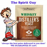 WHISKEY DISTILLERS YEAST - 50186