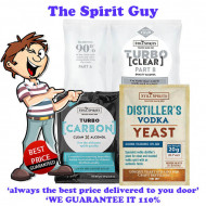 Distillers Vodka Yeast Combo Pack