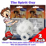 EZ Filter Replacement Foam Washers x 2 Pack @ $4.95 ea