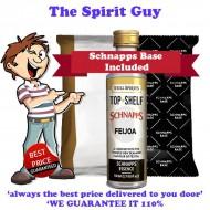 Feijoa Schnapps Liqueur Essence Flavouring & Base Pack