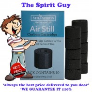 Air Still Carbon Filter Replacement Cartridges @ $6.50 ea