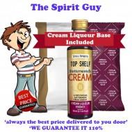 Butterscotch Cream Liqueur Essence & Cream Base Pack