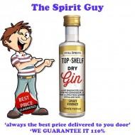 Dry Gin ( Gordons ) Top Shelf Spirit Flavouring Essence