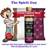Irish Mint Cream Liqueur Essence & Cream Base Pack