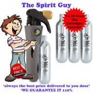 Keg Ball Lock Co2 Genuine USA Innovation Brand
