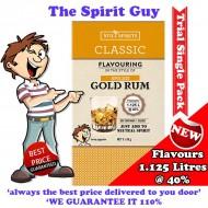 SPICED GOLD RUM - CLASSIC SPIRIT ESSENCE - 30166-1