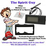 Temp Sensor & Display Bracket - Genuine Still Spirits