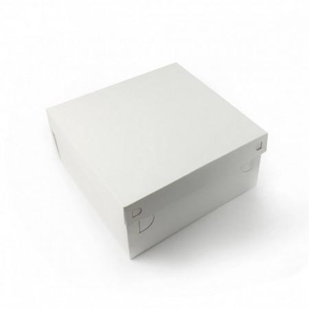 Kutija za tortu 25x25x12 jednodelna - 5 kom
