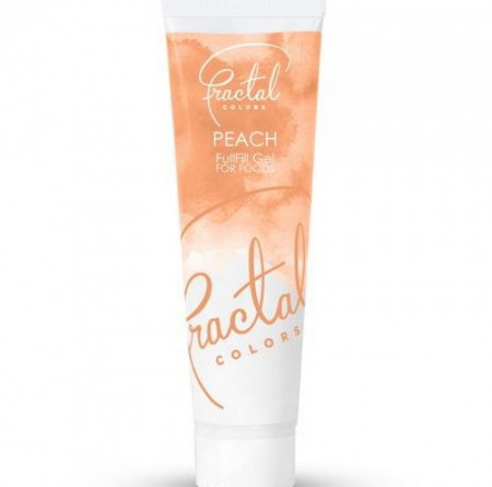Fractal gel boja Breskva 30g