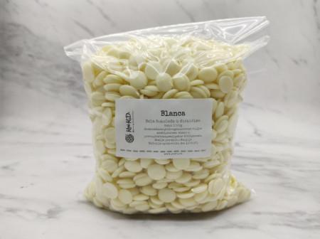 Blanca bela čokolada u kapljicama 1kg