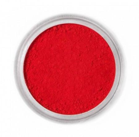 Fractal boja u prahu Vatreno Crvena