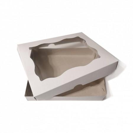 Kutija za kolače 0.5 kg BELA