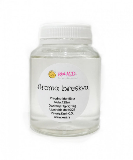 Aroma BRESKVA 125ml