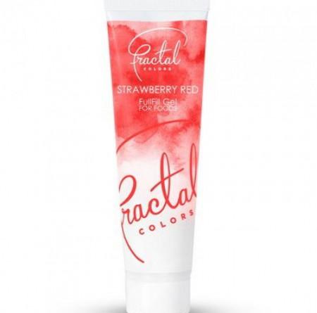Fractal gel boja Jagoda 30g