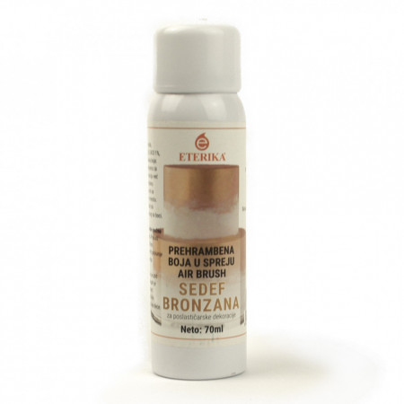 Bronzana air brush u spreju 70ml