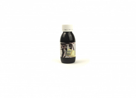 Crna tečna boja za čokoladu 90ml