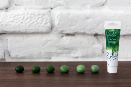Fractal gel boja Zelena trava 30g