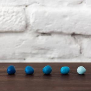 Fractal gel boja Kraljevsko plava 30g