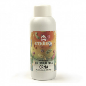 Air Brush boja - Crna 150ml
