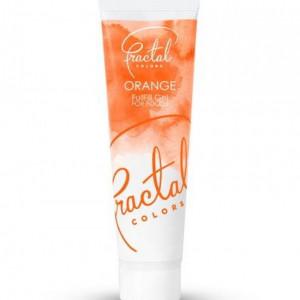 Fractal gel boja Pomorandza 30g