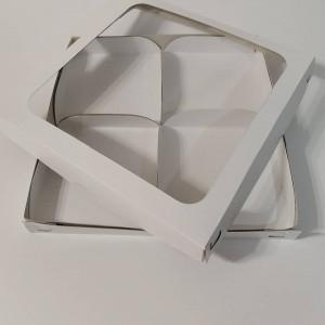 Kutija za medenjake bela - 5 kom