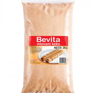 Mleveni keks Bevita 2 kg