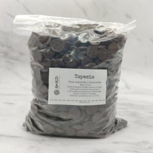 Topacio crna čokolada u kapljicama 1kg