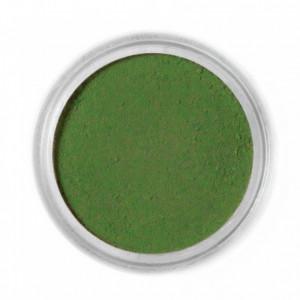 Fractal boja u prahu Trava Zelena