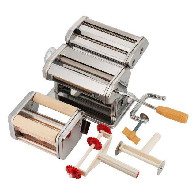 Aparat Pentru Paste Kinghoff  Latime 2 Si 6 Mm  Accesoriu Ravioli