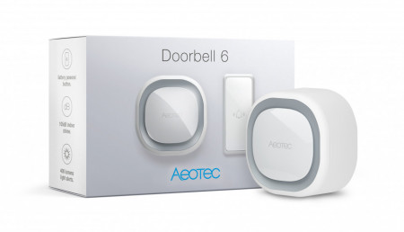 Poze Aeotec Doorbell 6 - AEOEZW162