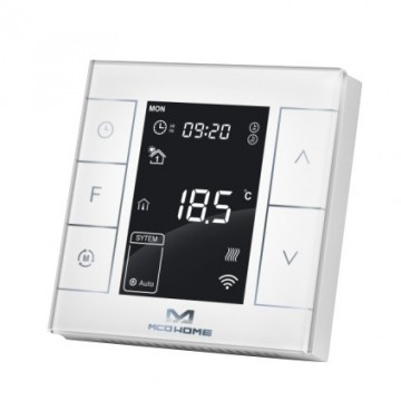 Poze MCO Home - Electrical Heating Thermostat with humidity sensor MH7-EH