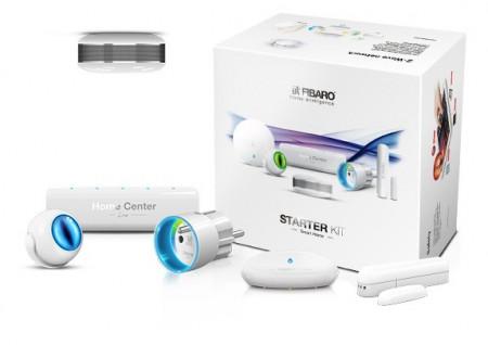 Starter Kit Fibaro STARTER KIT EU - Resigilat