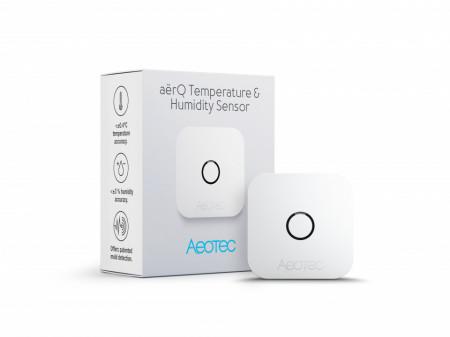Aeotec aërQ Temperature & Humidity Sensor ( AEOEZWA009)