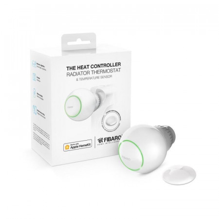 Heat Controller Starter Pack HK (termostat radiator + senzor temperatura) Aplle Home Kit