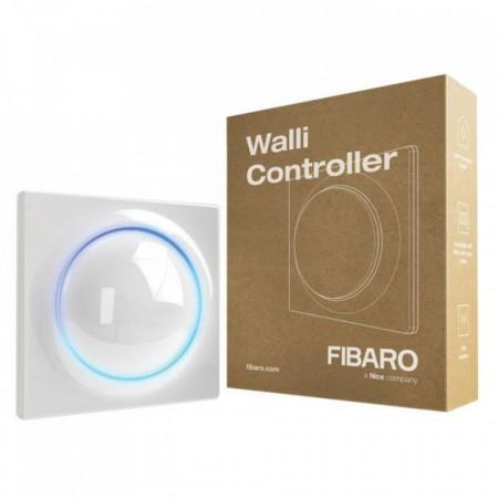 Controller FIBARO Walli Controller White, Z-Wave, FGWCEU-201-1