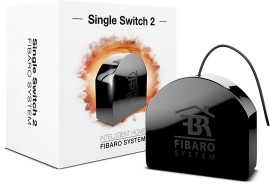 Poze Intrerupator (Releu) Simplu 2 Fibaro | Single Switch 2 | 1X2.5 KW Fibaro FGS-213