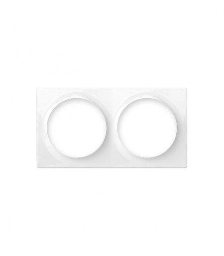 Poze FIBARO WALLI DOUBLE COVER PLATE FG-WX-PP-0003