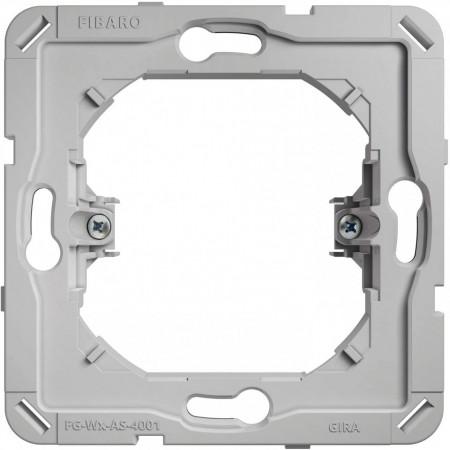 Fibaro Adaptor for Mounting Walli Modules on Gira 55