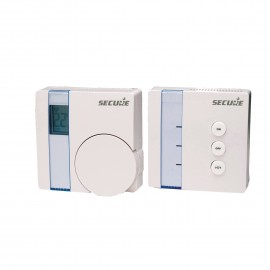 Poze KIT Secure Wall Thermostat with LCD display plus actuator (Kit) GEN5