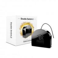 Intrerupator (Releu) Dublu 2 Fibaro | Double Switch 2 | 2X1,5 KW Fibaro FGS-223