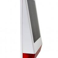 POPP Solar Outdoor Siren 2 | Sirenă exterioară cu incarcare solara POPP 2 POPE700854