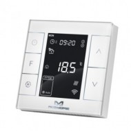 MCO Home - Electrical Heating Thermostat with humidity sensor MH7-EH