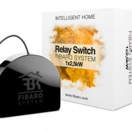 Intrerupator (Releu) Simplu Fibaro | Single Switch | 1X2,5 KW Fibaro FGS-212