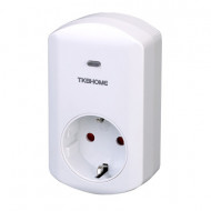 Priza inteligenta TKB | TKB Home Wall Plug (Type F) 16A - TKBETZ68-G