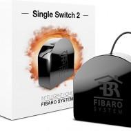 Intrerupator (Releu) Simplu 2 Fibaro | Single Switch 2 | 1X2.5 KW Fibaro FGS-213