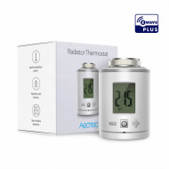 Aeotec Z-WAVE Radiator Thermostat | AEOEZWA021