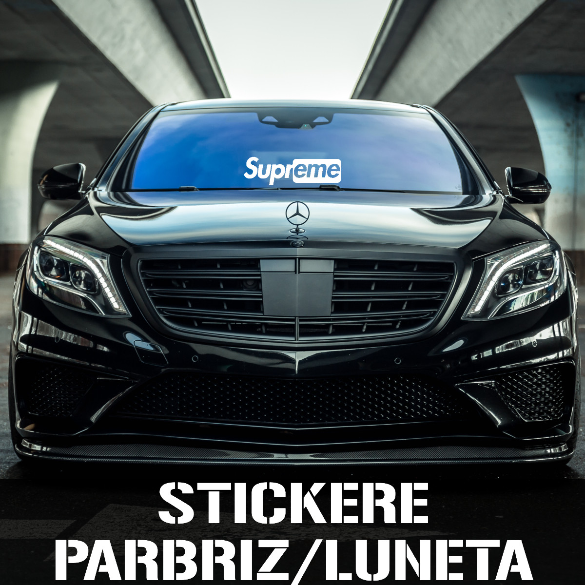 Stickere si abtibilduri auto parbriz si luneta