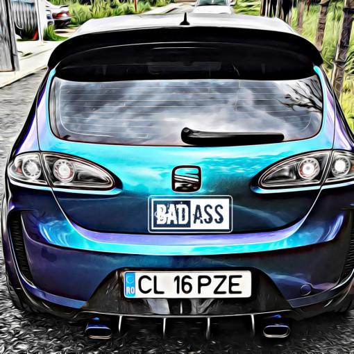 Sticker Auto Badass