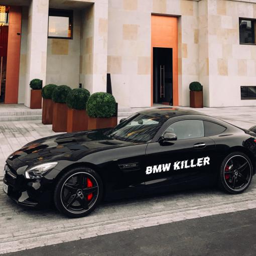 STICKER AUTO BMW KILLER